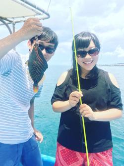包船釣魚行程